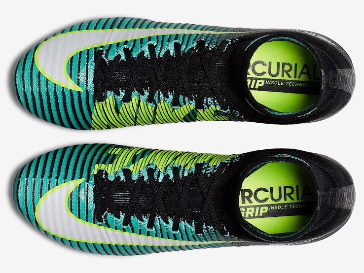 341541531a1d Light Aqua Nike Mercurial Superfly V Women's Boots Revealed - Footy ...