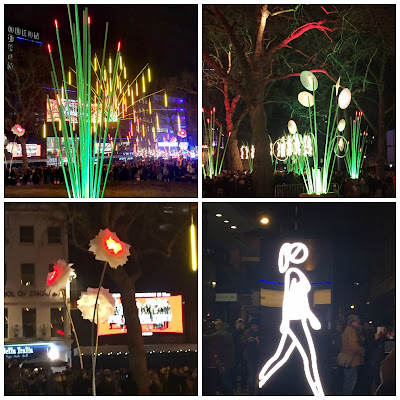The London Lumiere Light Show