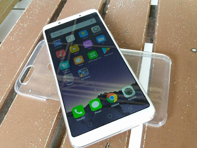 Tutorial Terbaru Flash Oppo F5 CPH1732 4Gb-32Gb Via Flashtool Sampai Sukses!