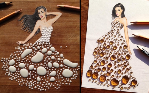 00-Edgar-Artis-Drink-Food-Art-Dresses-and-Gowns-Drawings-www-designstack-co