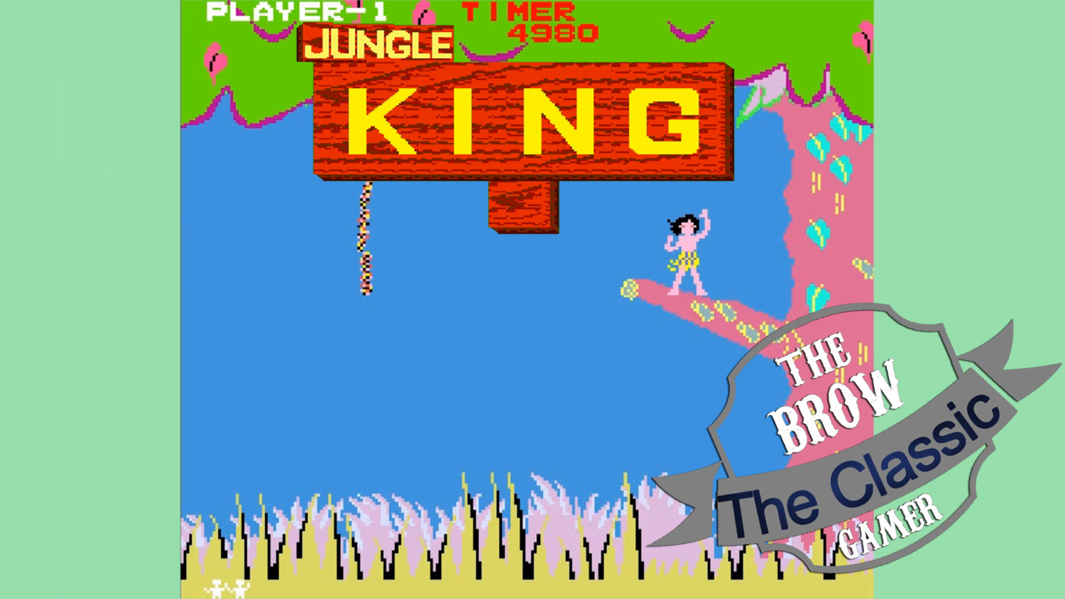 The BROW Play Classic JUNGLE KING