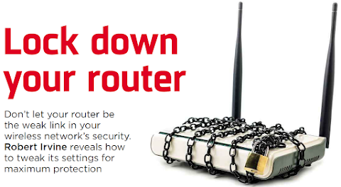 Lock Down Your Router