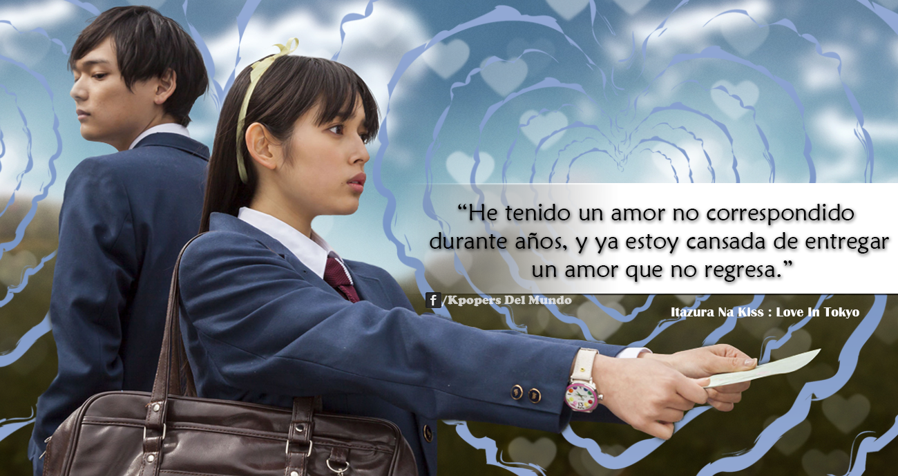 Itazura na kiss Love In Tokyo Hdtv Online Sub Español Viki