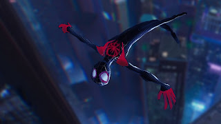 Spider-Man Into The Spider Verse Nintendo Wallpaper