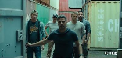 Смотреть трейлер 2019 к фильму тройная граница
