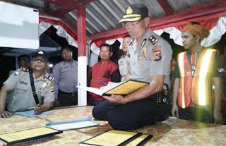 Lomba Tingkat Polda NTB, Poskamling Sekongkang Atas Wakili Polres KSB