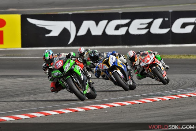 Malaysia Penganjur Perlumbaan Superbike Dunia (SBK) Jun 2014