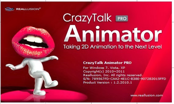 Crazy Talk Animator Pro Version 1.2.4