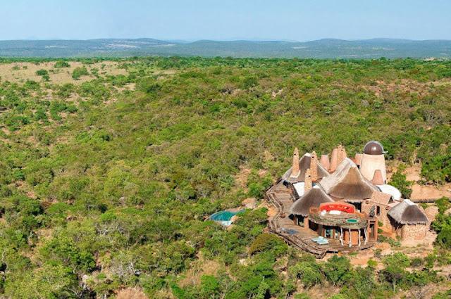 Leobo Private Reserve, Waterberg, Afrika Selatan