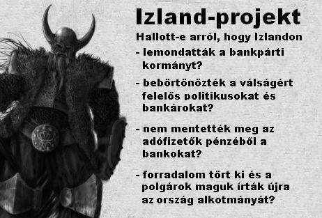 Izlandi forradalom: Amiről mindenki példát vehetne