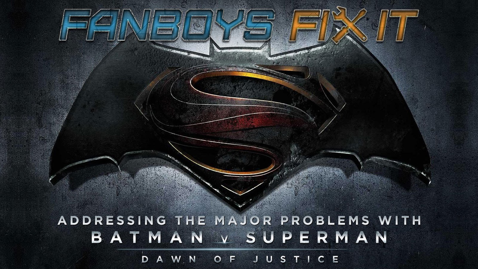 Fanboys Fix Batman v Superman Dawn of Justice Movies Problems