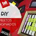 Objetos repaginados com tinta spray | DIY (Faça Você Mesmo)