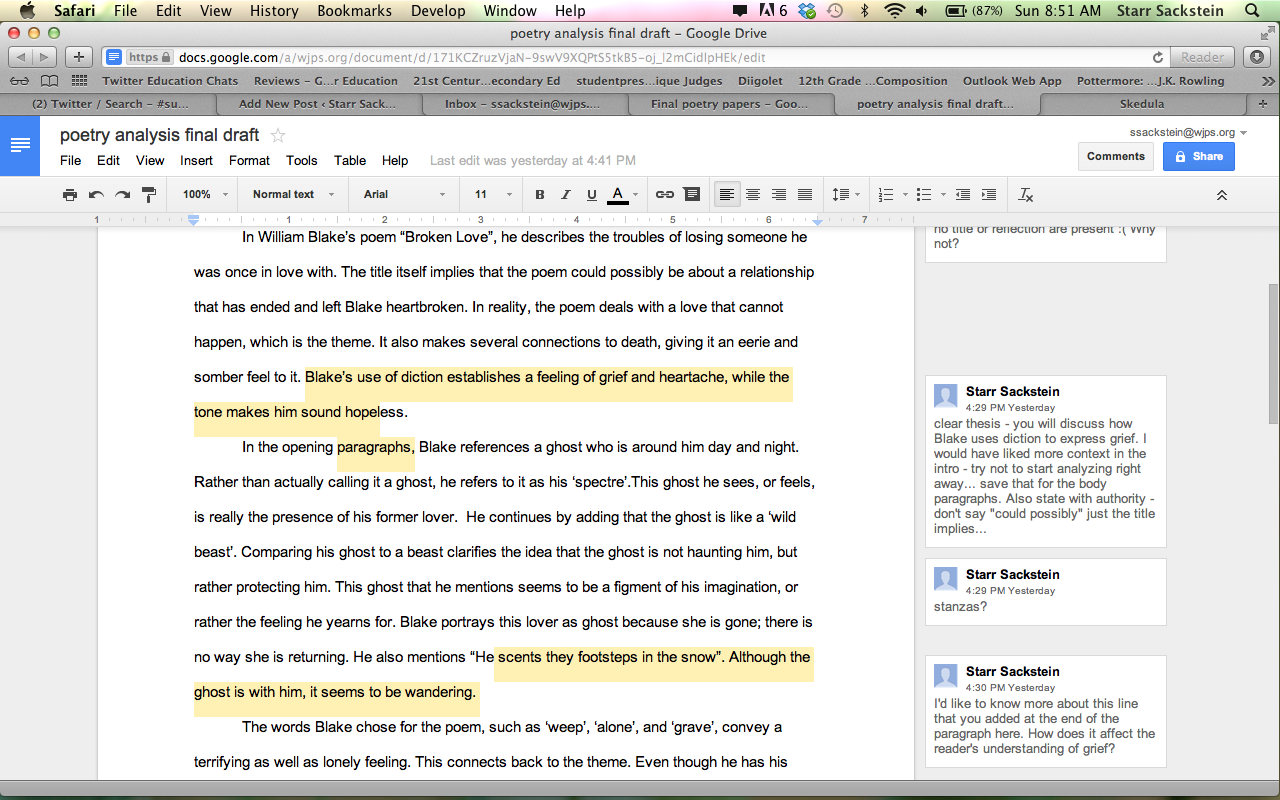 how to delete the margins in google docs