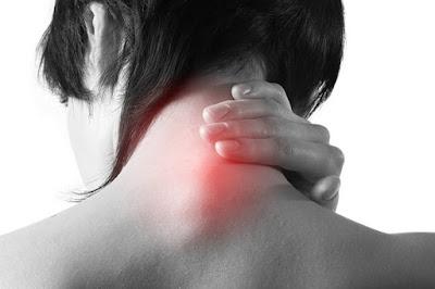 penyebab utama nyeri tengkuk