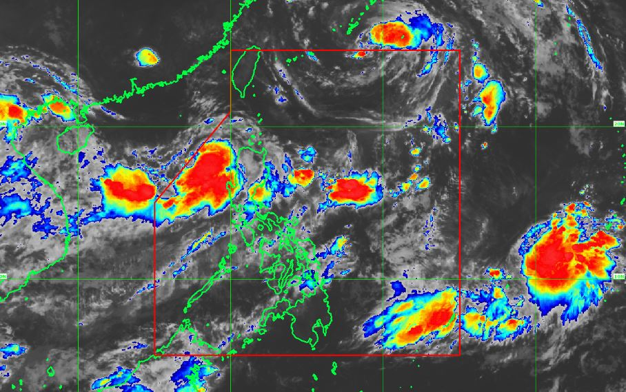 'Bagyong Inday', new LPA PAGASA weather update July 21, 2018