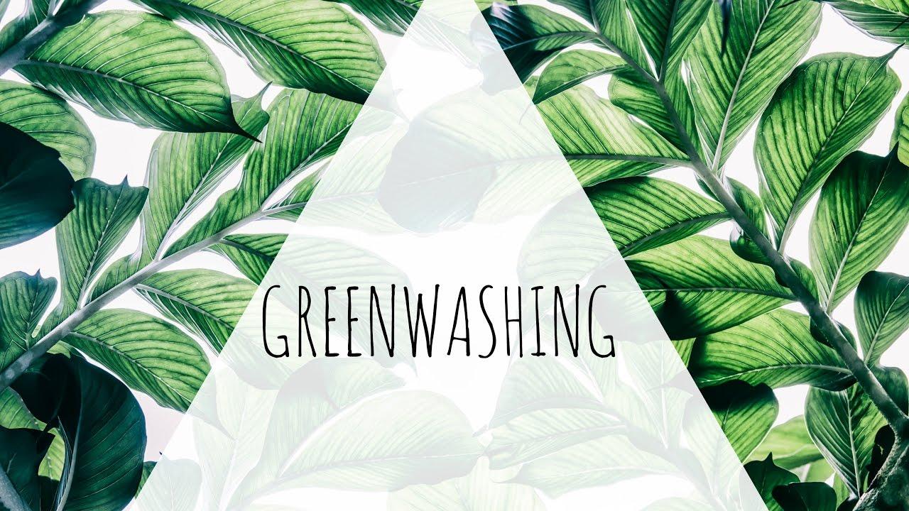 (dé)maquillages blog beauté: GREENWASHING COSMÉTIQUE : OÙ ...