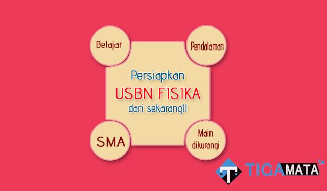 Prediksi Soal USBN Fisika SMA 2019 dan Kunci Jawaban