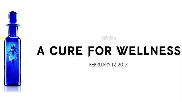 映画 キュア 禁断の隔離病棟 A cure for wellness