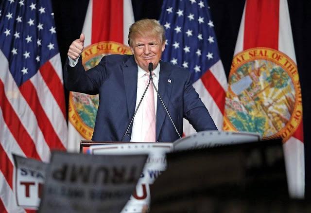 Donald Trump e Hillary Clinton se jogaram nesta terça-feira (25) no diverso estado da Flórida, crucial na corrida pela Casa Branca e a duas semanas da eleição presidencial americana, em 8 de novembro
