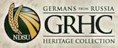 We're on Germans from Russia Heritage Collection