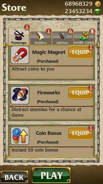 temple run oz hack app