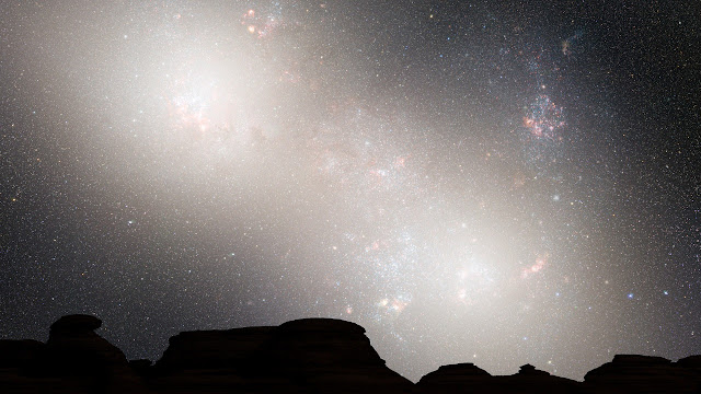 milky way galaxy collision with andromeda galaxy