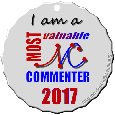 Most Valuable Commenter Badge by eSheep Designs