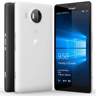 Lumia 950, 950 XL Smartphones