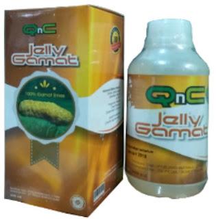 qnc jelly gamat kulit gatal