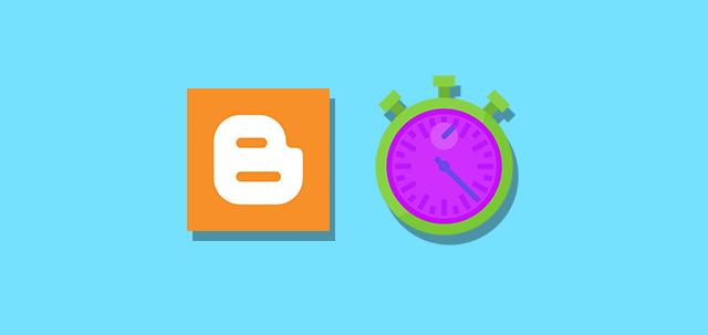 Improve Blog Loading Speed