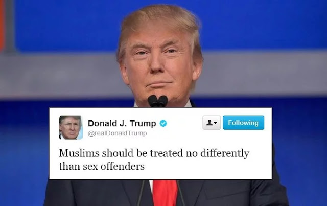 Relief for Muslims worldwide as Trump changes his mind