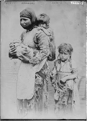 MATANÇA 1915 - Começa o genocídio armênio pelos turcos