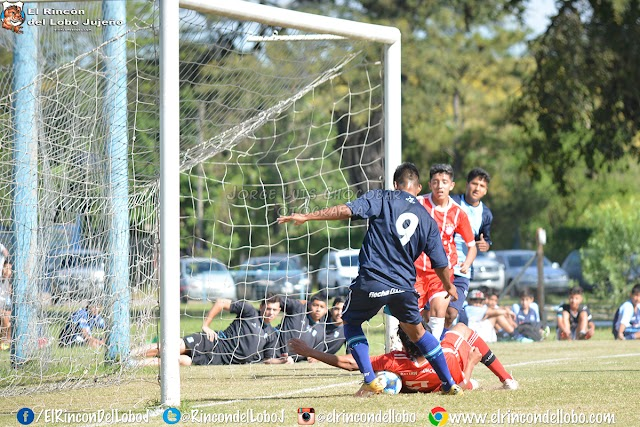 Fotos | 5ta división | Fecha 5: Gimnasia 5-0 General Belgrano | Liga Jujeña