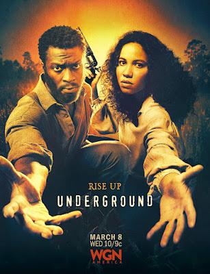 Underground Season 2 Poster 10