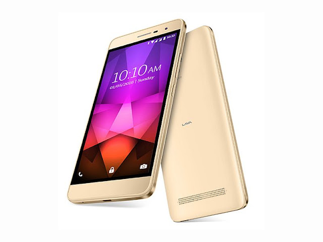 Lava X46 Smartphone Launched At Rs 7,999