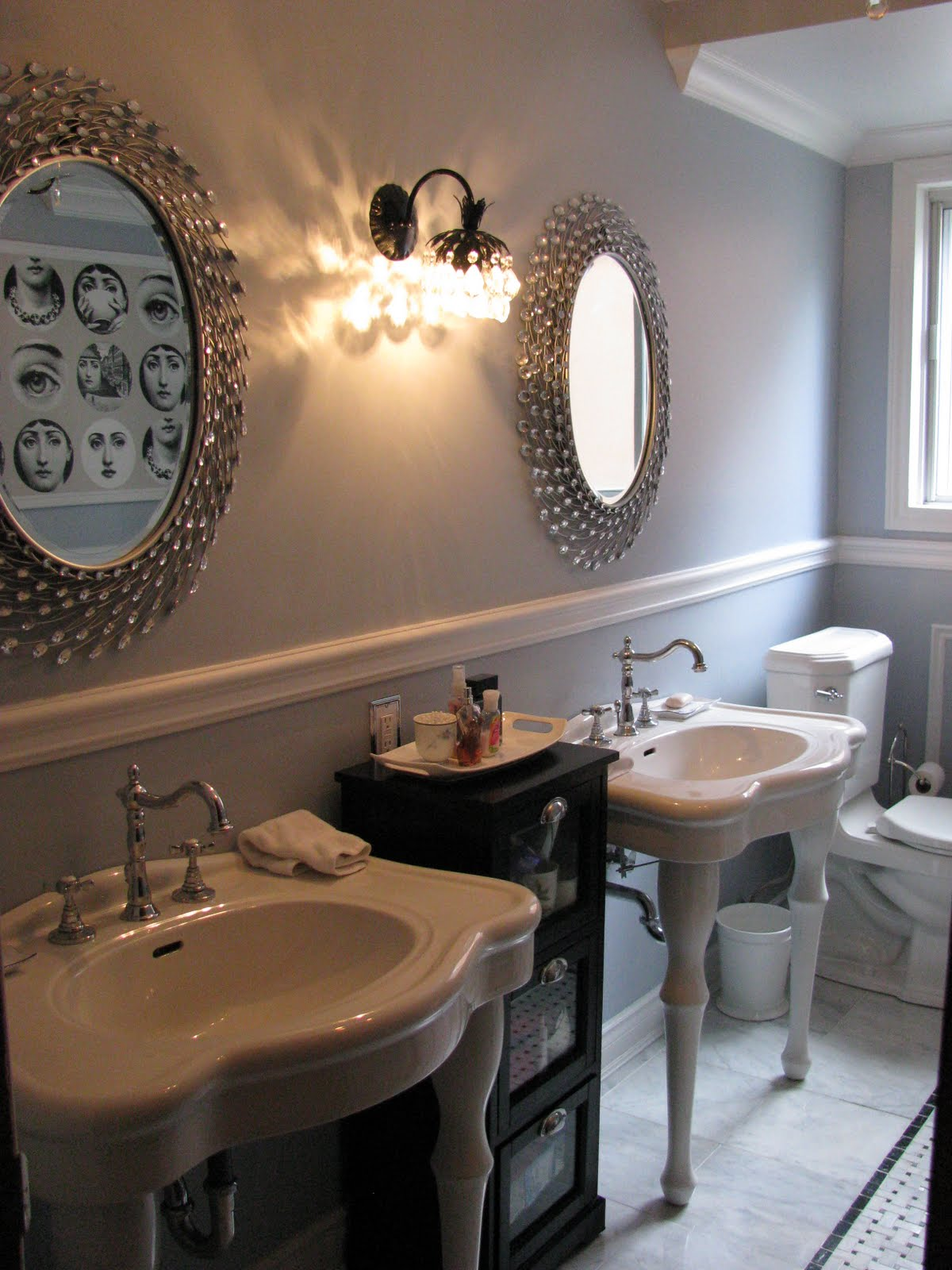 remodelaholic gorgeous complete bathroom transformation gut