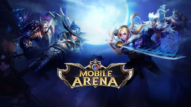 Cara Cepat dapat Gold di Mobile Arena