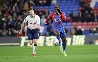 Crystal Palace Knock Tottenham Out Of FA Cup