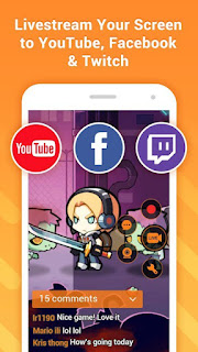 DU Recorder Screen Recorder Video Editor Live v1.7.4.2 Paid APK is Here!