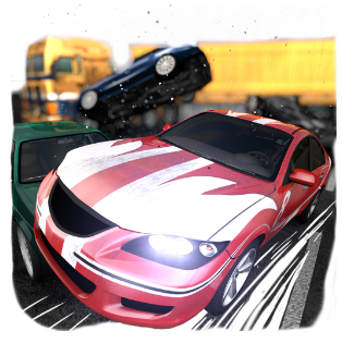 Highway Crash Derby v1.5.9 Apk + Mod android
