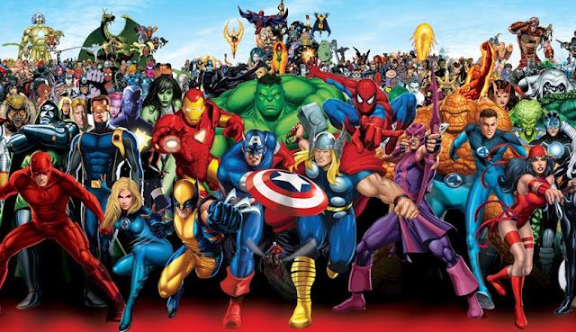 Earth 616, Bumi Utama Marvel