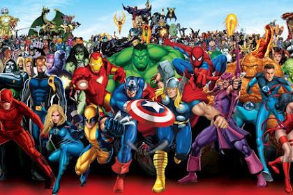 Earth 616, Bumi Utama Marvel