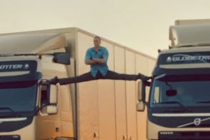 Split Mengagumkan Jean-Claude Van Damme dalam Iklan Volvo