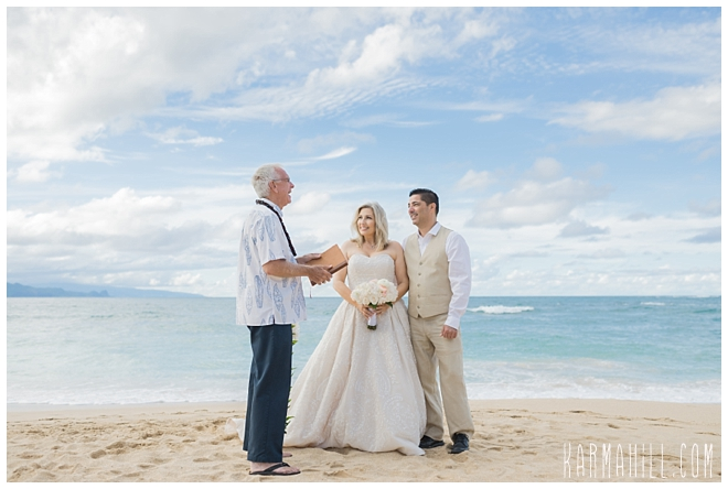 Maui Beach Elopement Photographers