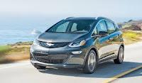 Chevrolet Bolt: maggiore autonomia ad un prezzo super competitivo
