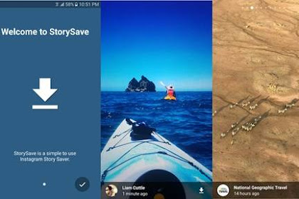 2 Cara Donwload Instagram Stories Di Android