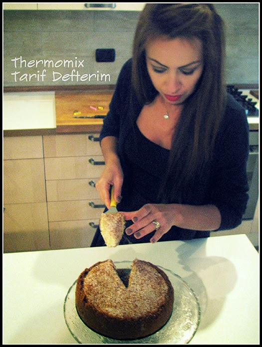 Pineapple Coconut Cheesecake with Thermomix