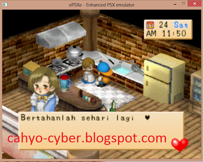 Game Harvest Moon Langsung Main