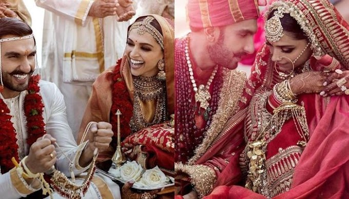 Unseen pictures from Deepika Padukone & Ranveer Singh's Wedding ...