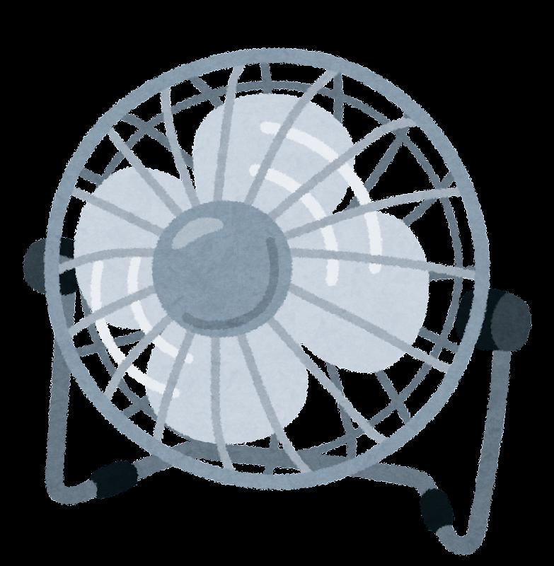 卓上扇風機のイラスト かわいいフリー素材集 いらすとや